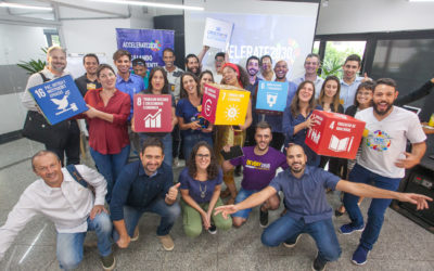 Business as a Force for Good:  Partnership among United Nations Global Compact and Impact Hubs in Brazil
